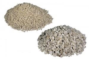 Песок кварцевый гравий